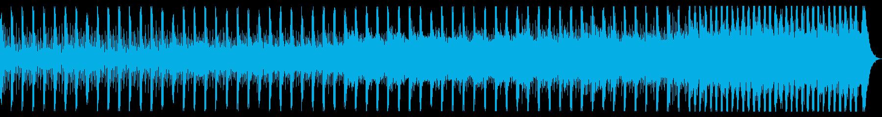 生音劇伴・緊迫感オーケストラストリングスの再生済みの波形