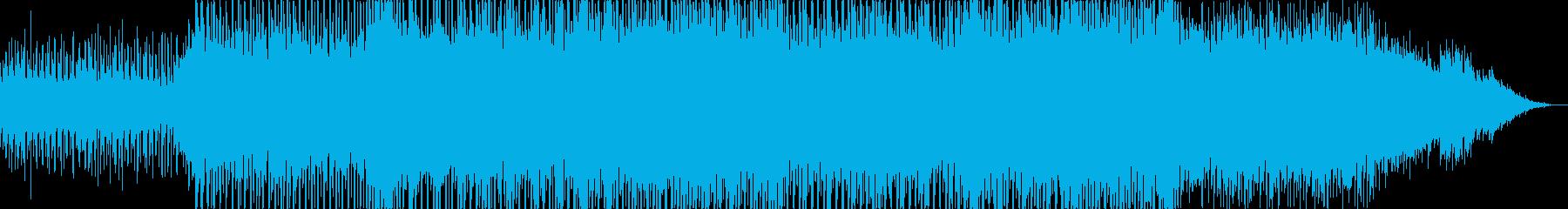 ポップ アクション 感情的 説明的...の再生済みの波形