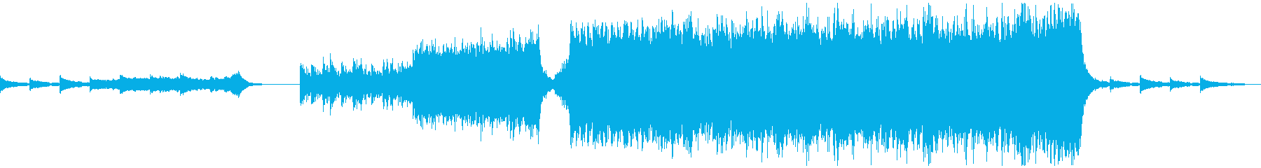 【予告編】トレーラー・ハリウッド・バトルの再生済みの波形