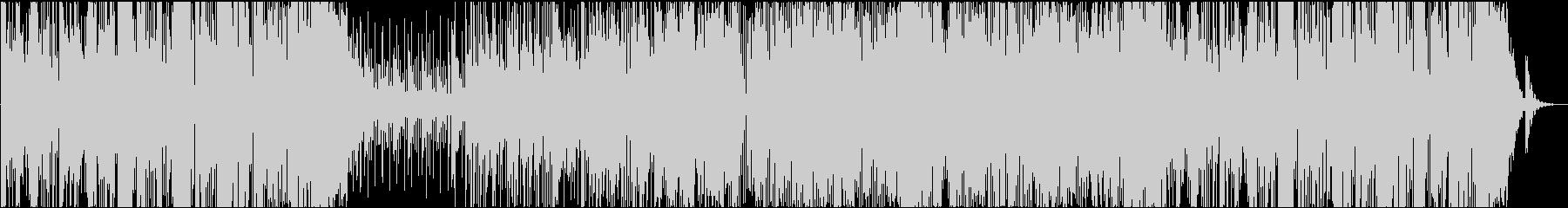 サックスが切ないミディアムボサノバの未再生の波形