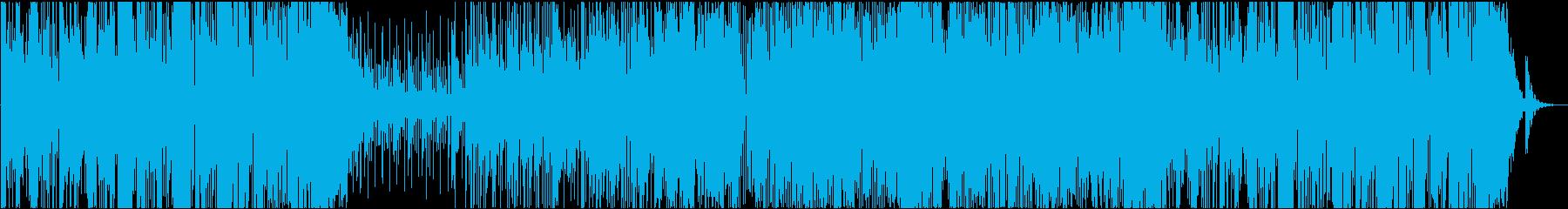 サックスが切ないミディアムボサノバの再生済みの波形