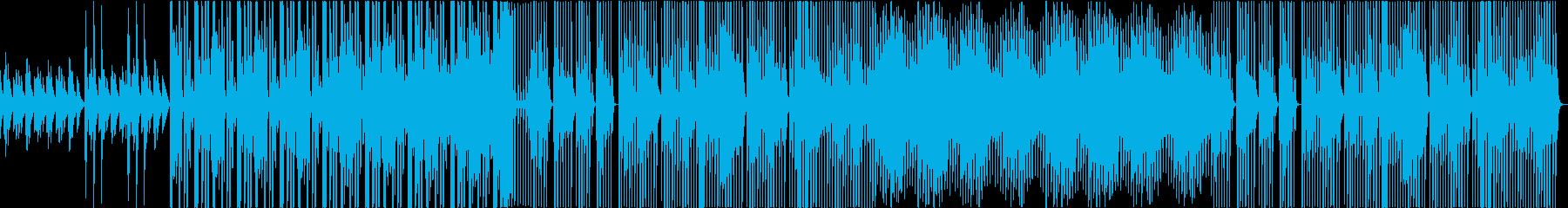 森・木・自然・ピアノ・かわいいポップスの再生済みの波形