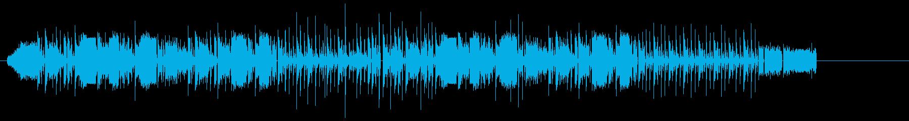 「ロボットファンク」をテーマにした...の再生済みの波形