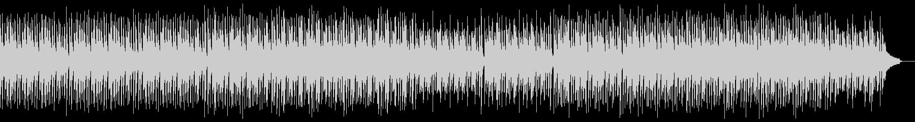 明るく前向きなピアノポップ:ドラムなしの未再生の波形
