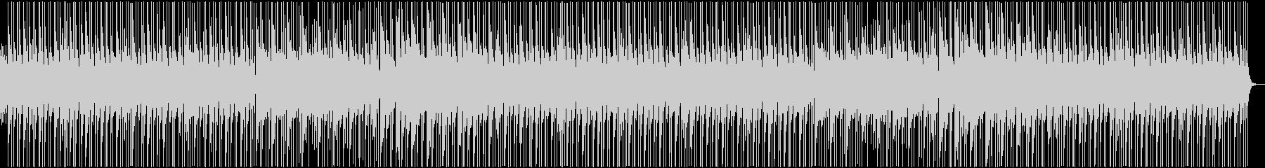 お正月 和風 神社仏閣 ピアノ ジブリ風の未再生の波形