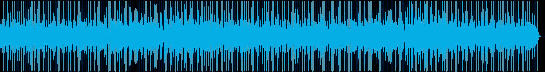 お正月 和風 神社仏閣 ピアノ ジブリ風の再生済みの波形