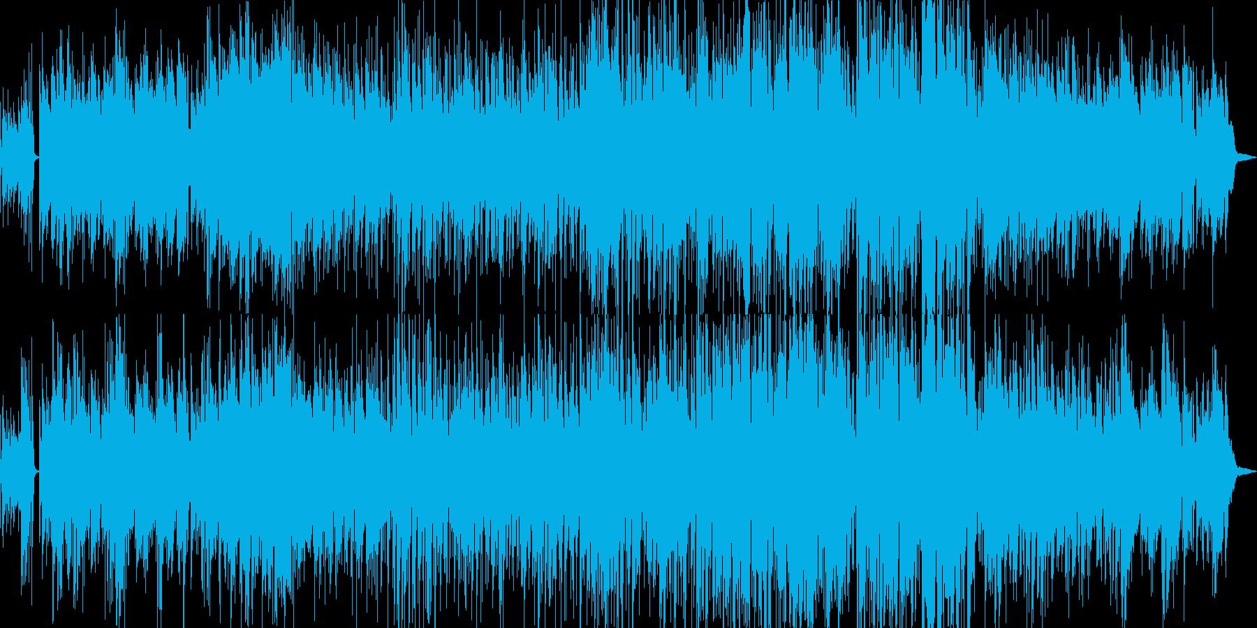船出をイメージの再生済みの波形