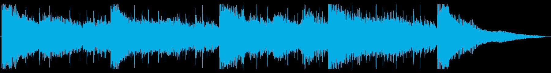 アメリカーナ研究所田舎風の「ハート...の再生済みの波形