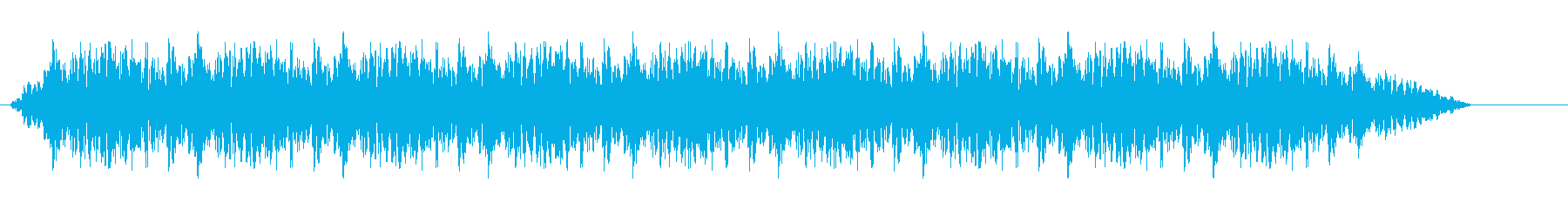 エネルギービームの再生済みの波形