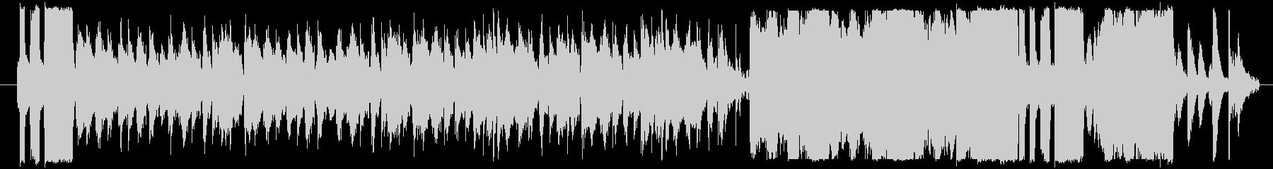 モダンなビッグバンドジャズインスト...の未再生の波形