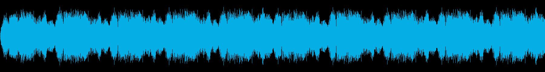 チャイコフスキー 緊急事態 ループの再生済みの波形