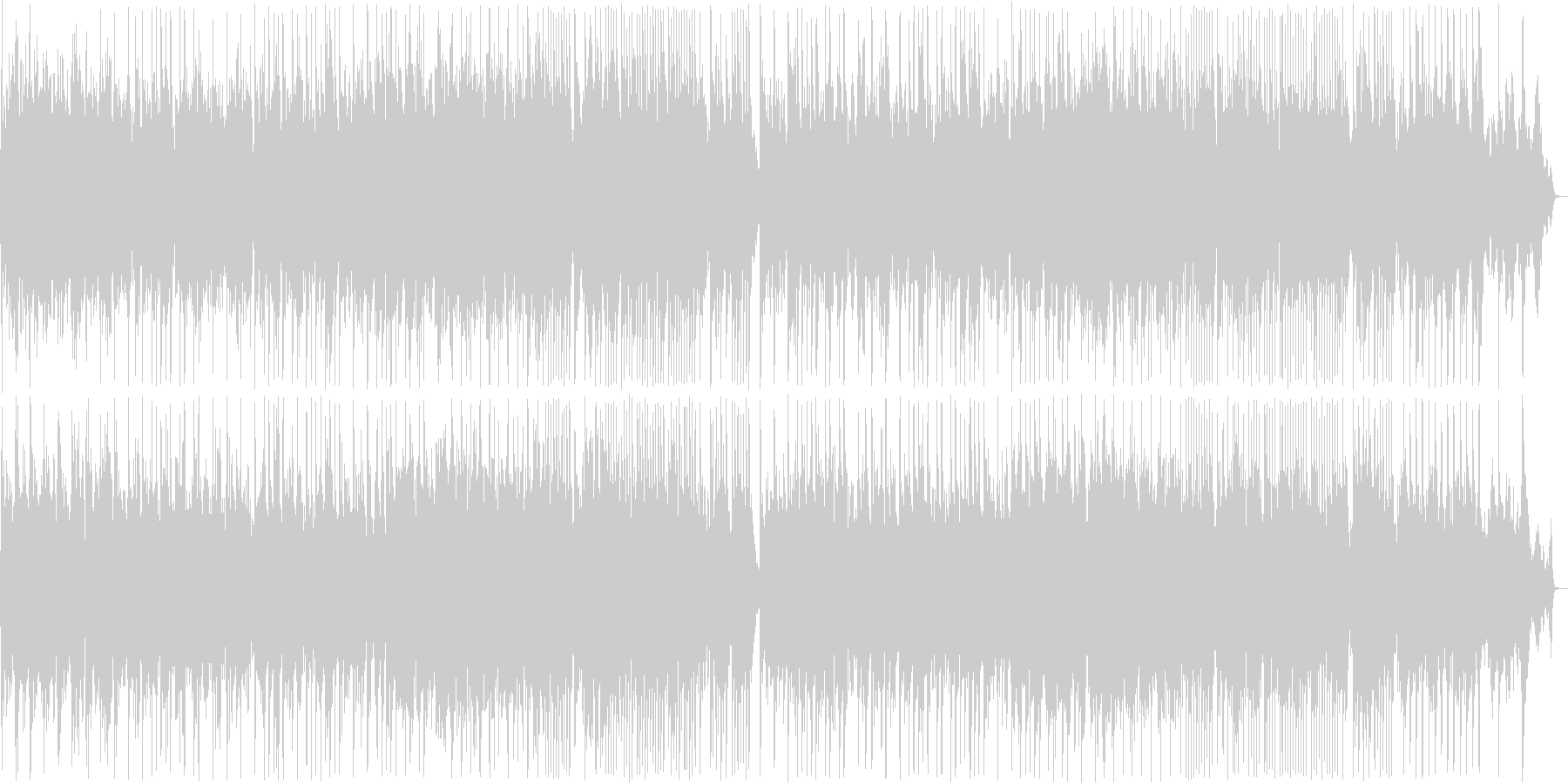 ワルツ(「眠れる森の美女」より)(和風)の未再生の波形