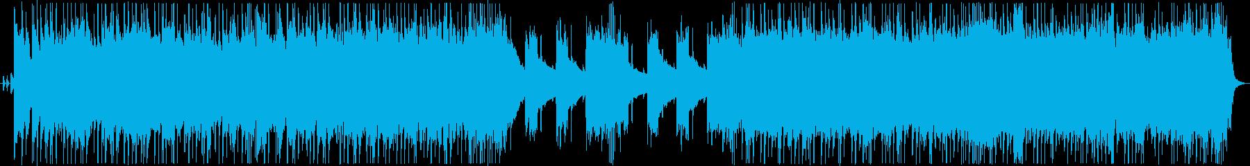 メタル ワイルド スポーツ 低音 ...の再生済みの波形