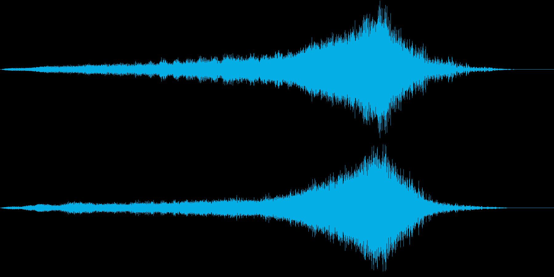 【ライザー】28 エピックサウンド 迫力の再生済みの波形