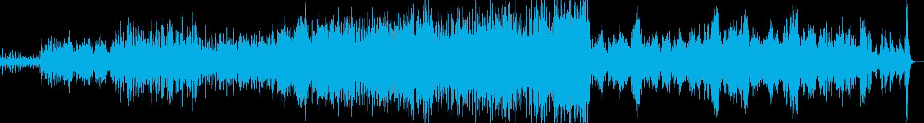ワルツ 弦楽器のみの再生済みの波形