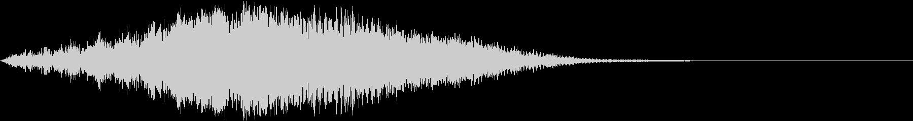 攻撃 スマッシュ シャキーン 魔法 05の未再生の波形