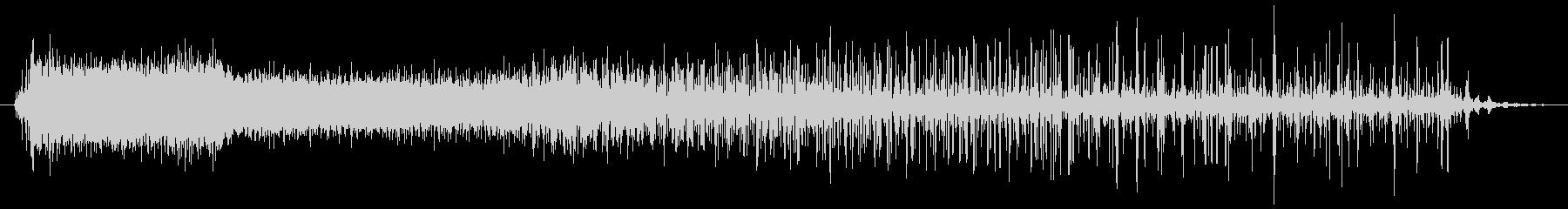 機械 ノイズクラックルドロップ02の未再生の波形
