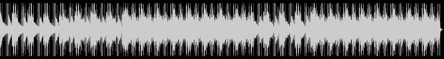解放されるようなBGM_No631_1の未再生の波形