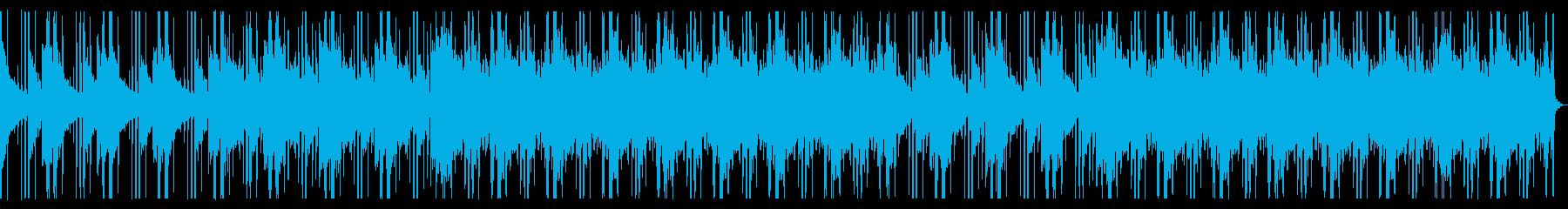 解放されるようなBGM_No631_1の再生済みの波形