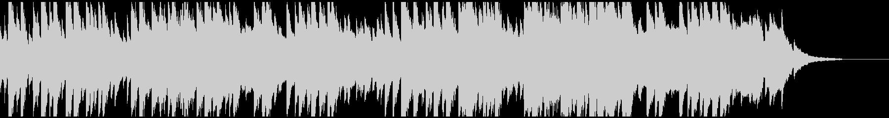 切ないピアノソロ。の未再生の波形