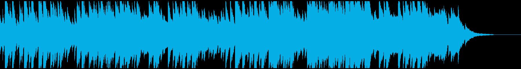 切ないピアノソロ。の再生済みの波形