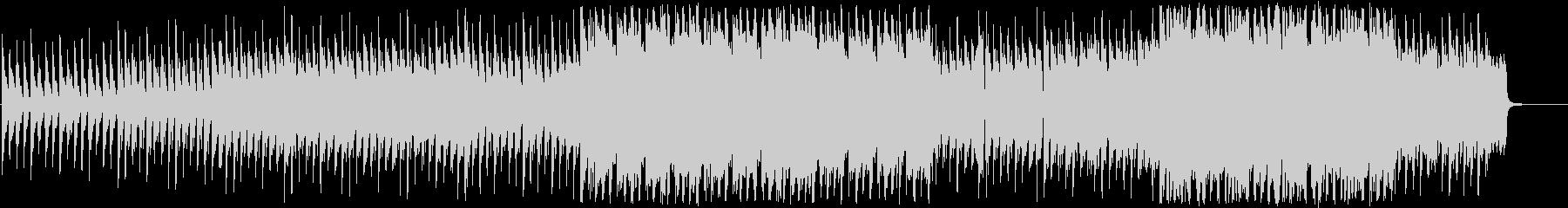 ホラー/怪しい/ハロウィンの未再生の波形