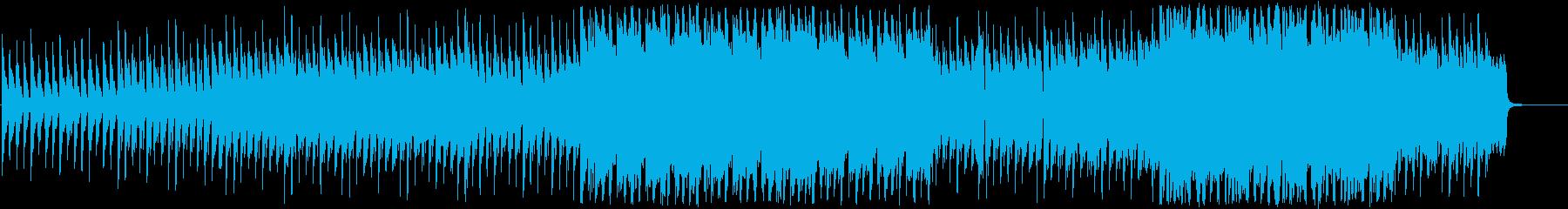 ホラー/怪しい/ハロウィンの再生済みの波形