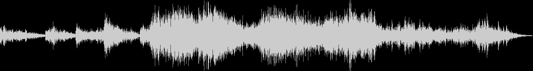 ハードバンドパスインパクトデブリフ...の未再生の波形