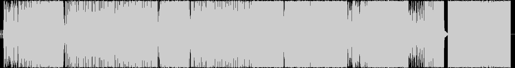 エネルギッシュ、ドライビング、ポッ...の未再生の波形