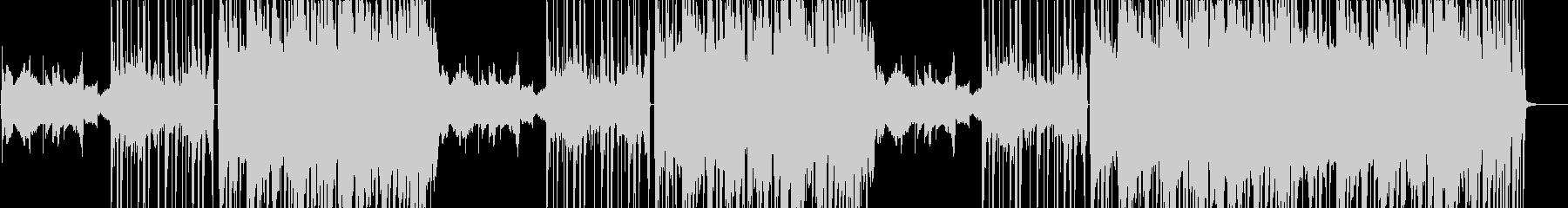カフェなどに合うLO-FI HIPHOPの未再生の波形