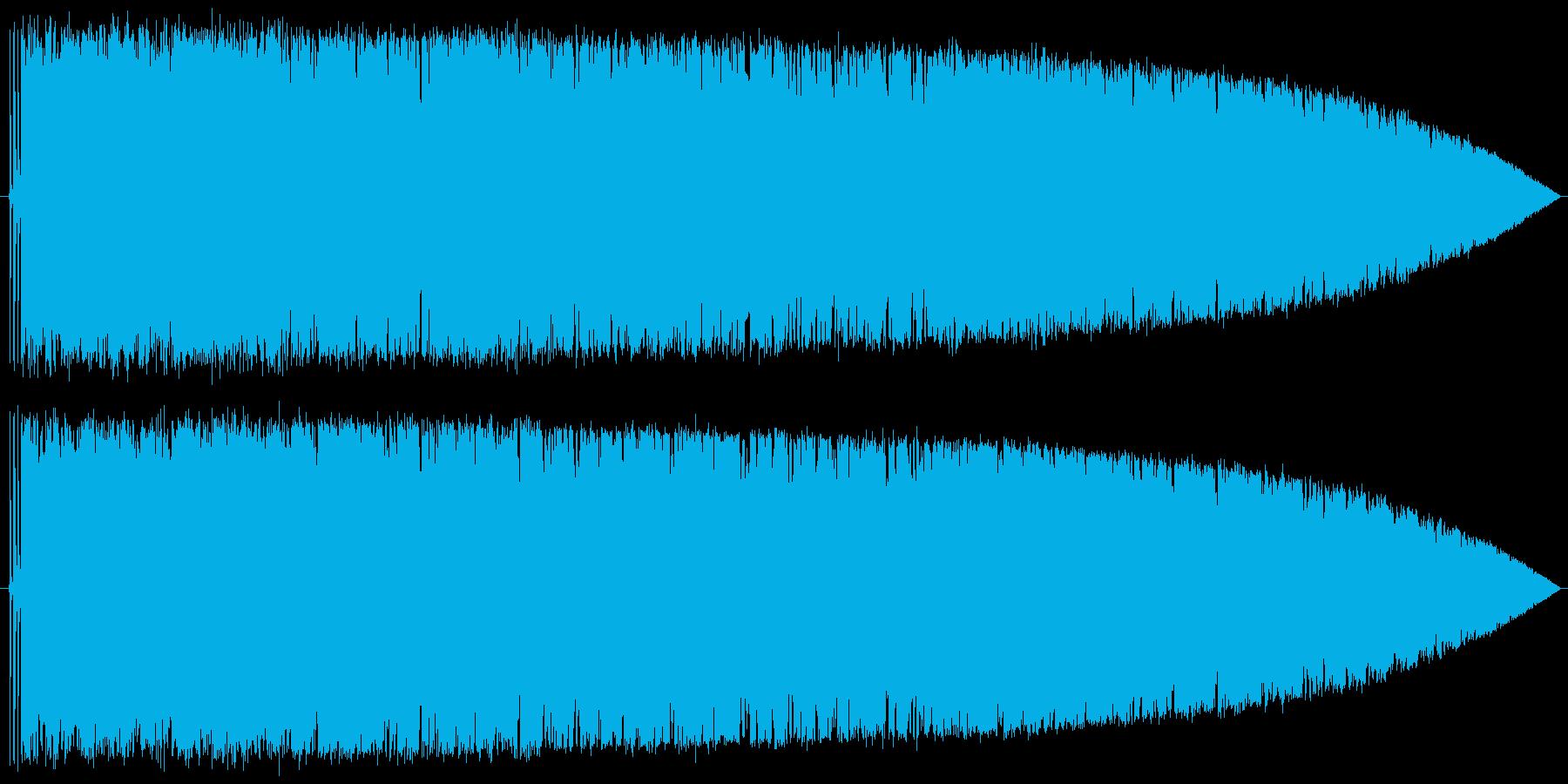 洋楽風インスト・キュート・ポップ!の再生済みの波形