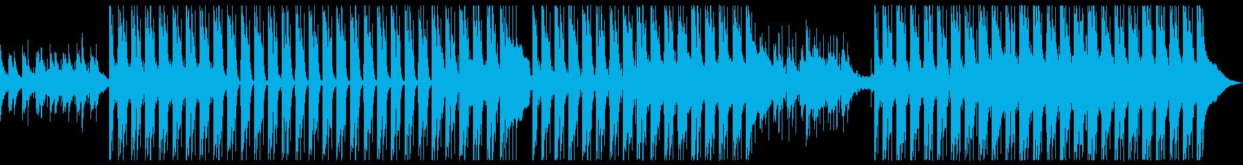 コーポレートCM企業VP♪おしゃれPOPの再生済みの波形