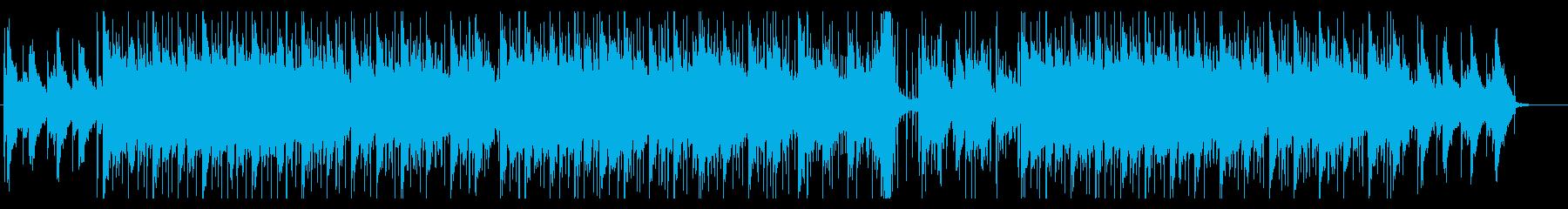 ファンタジー系_仄暗くて湿度が高いの再生済みの波形