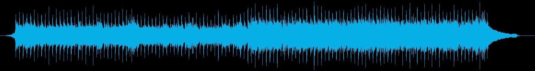 VP系17、アコギ、爽やかなロックBの再生済みの波形
