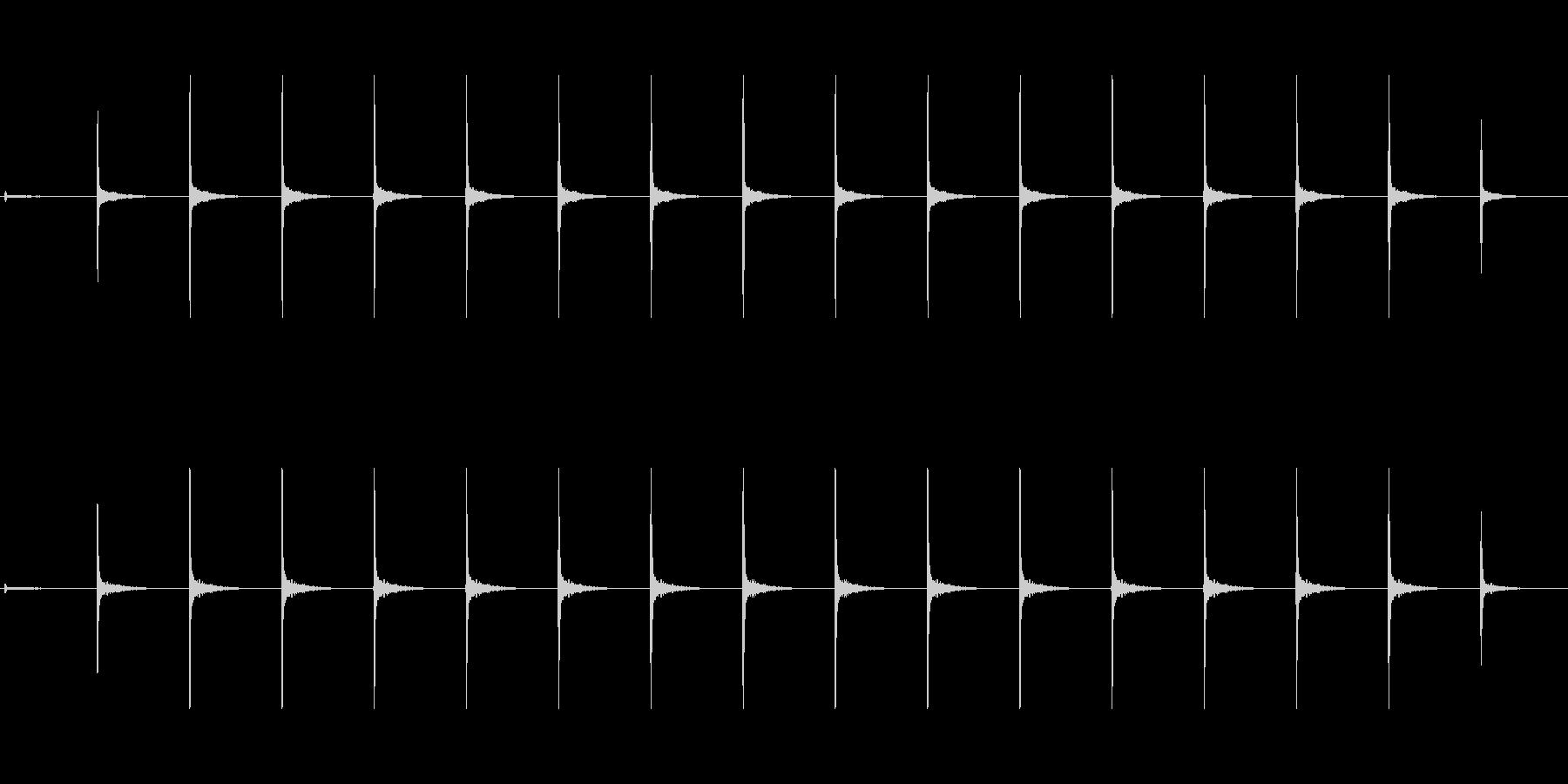 時計 ticktock_49-1_revの未再生の波形