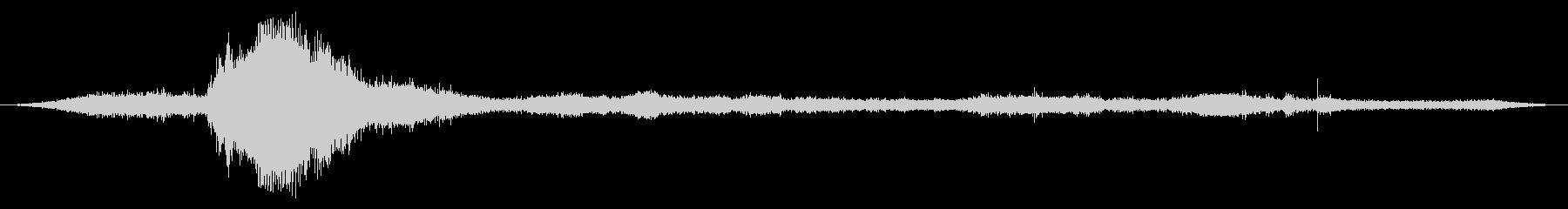 内線:アイドル、短距離のプル、ター...の未再生の波形