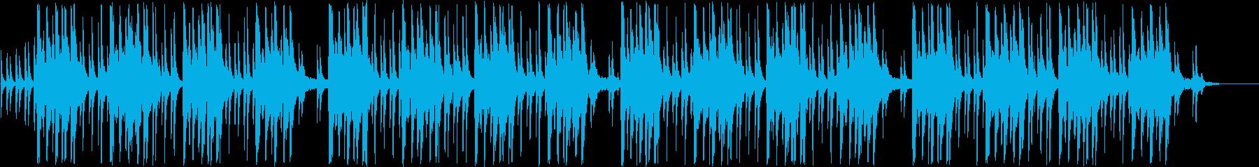 BGM_神輿/お祭りの再生済みの波形