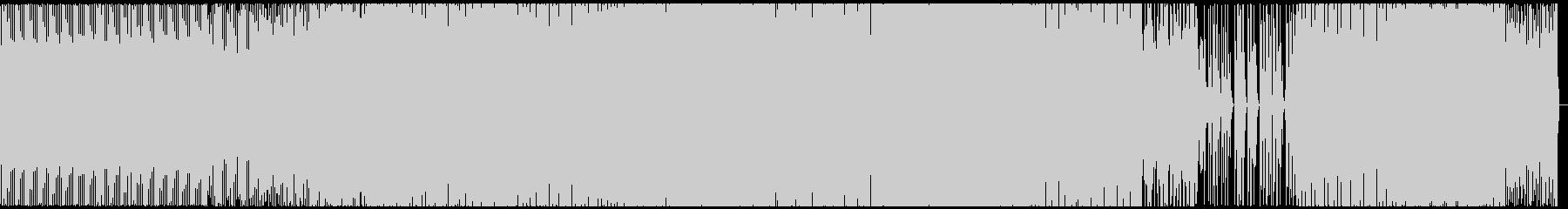 ハウス ダンス プログレッシブ ス...の未再生の波形