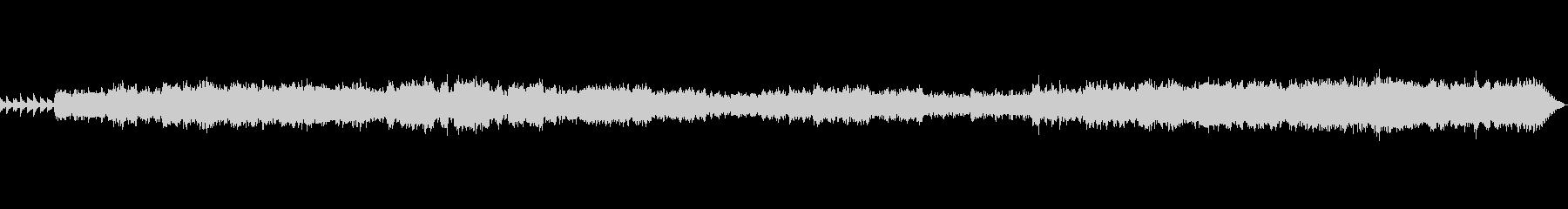 カノン五重奏・ゆったり静かなヒーリング曲の未再生の波形