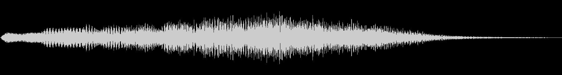 ジングル101aの未再生の波形