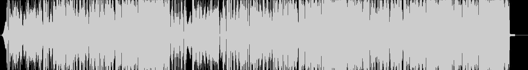 オシャレで切ないLO-FI R&Bの未再生の波形