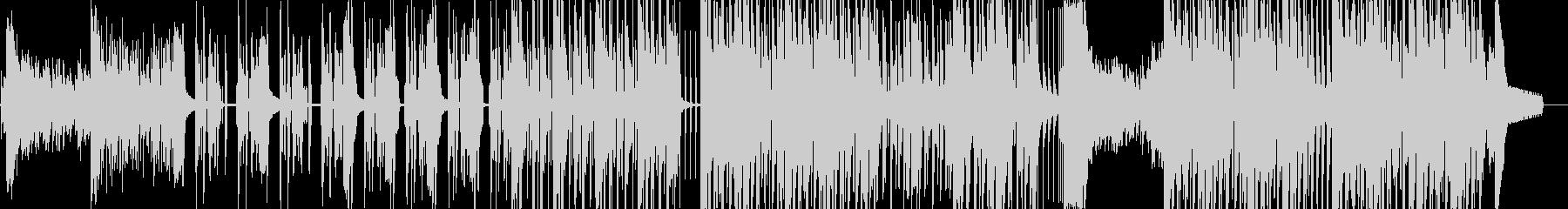 スリラー・民族ダークヒップホップ 短尺★の未再生の波形