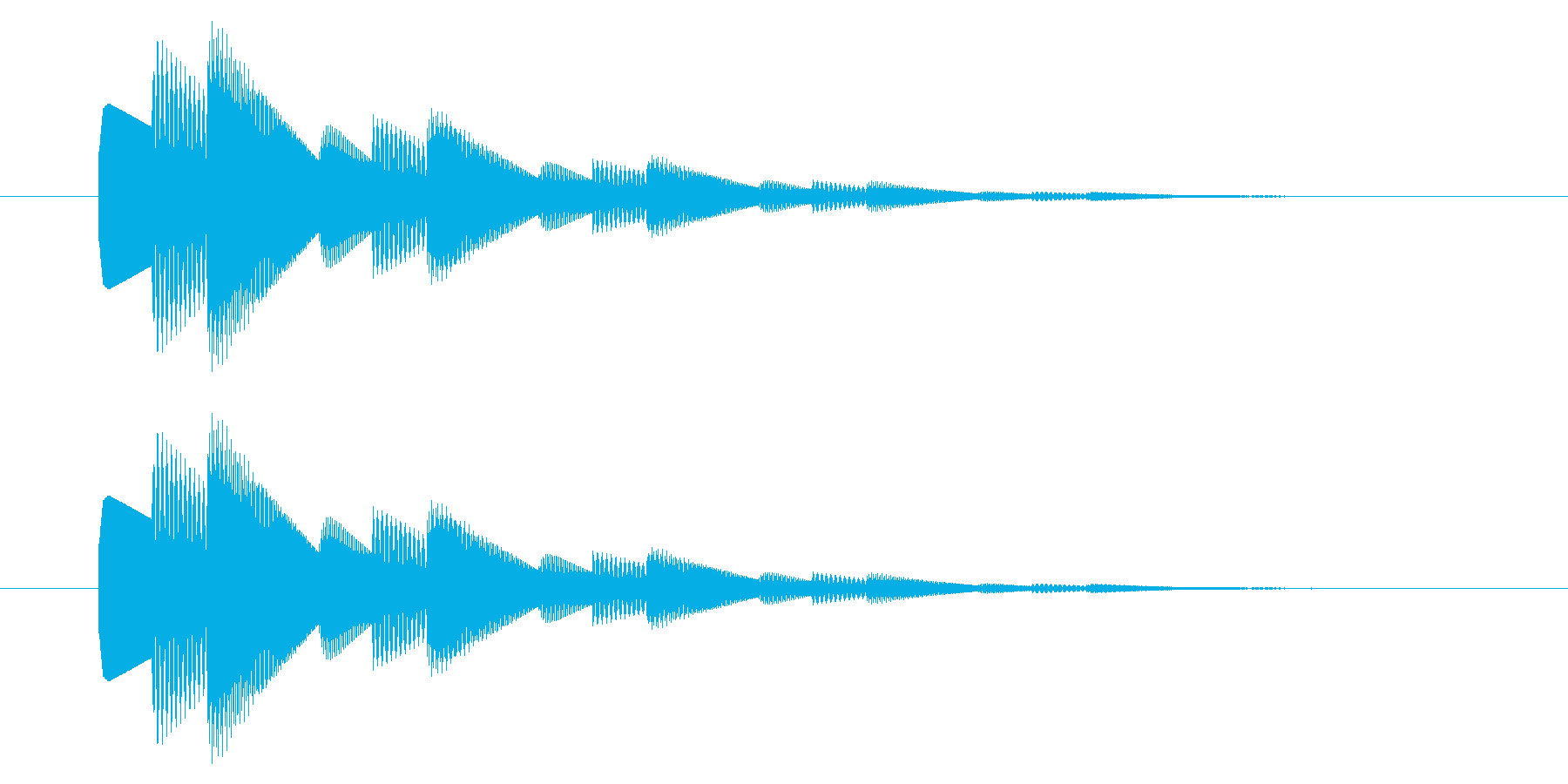SNES-アクション01-22(選択)の再生済みの波形