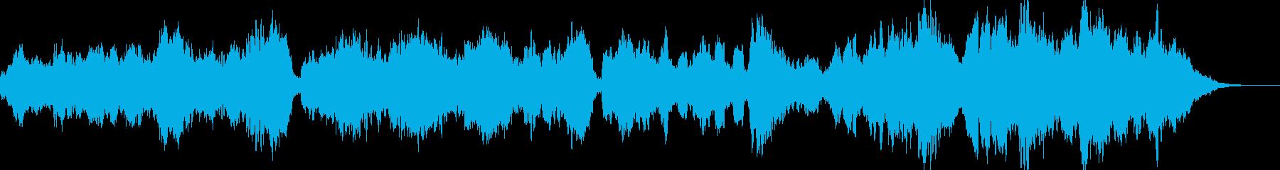 映画音楽御用達 切なく弦楽オーケストラの再生済みの波形