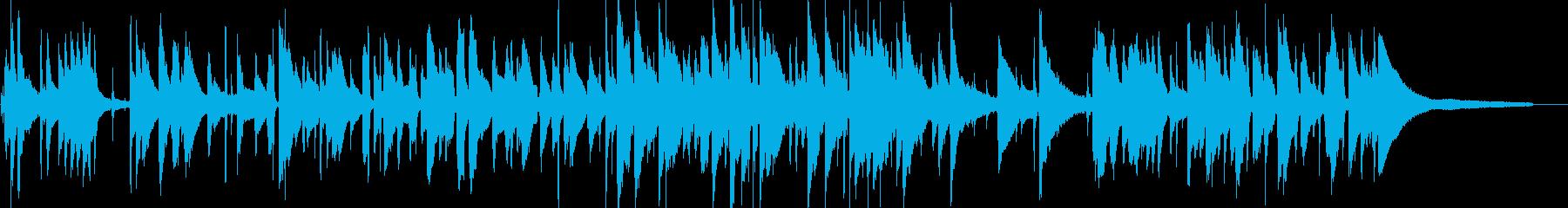 伝統的 ジャズ ビバップ 感情的 ...の再生済みの波形