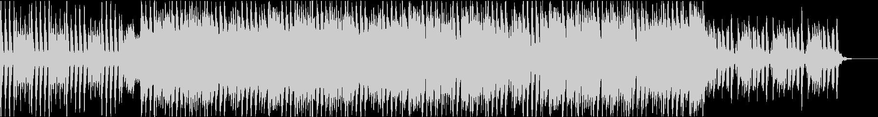 優雅で明るい4つ打ちBGM(通常盤)の未再生の波形