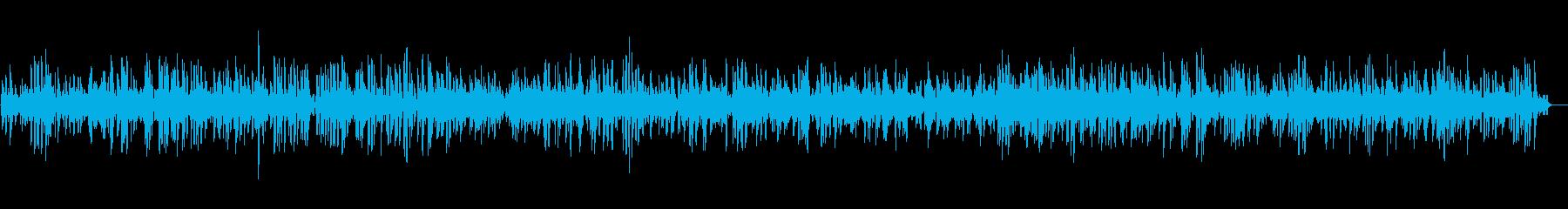 お洒落なジャズ&ボサノバ!カフェBGMの再生済みの波形
