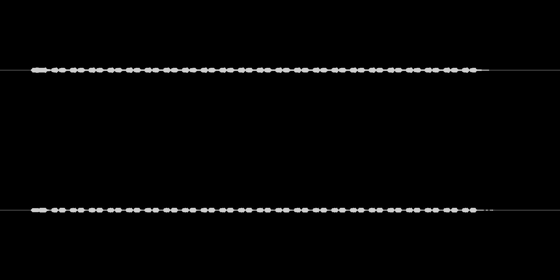 【サイバー11-2】の未再生の波形
