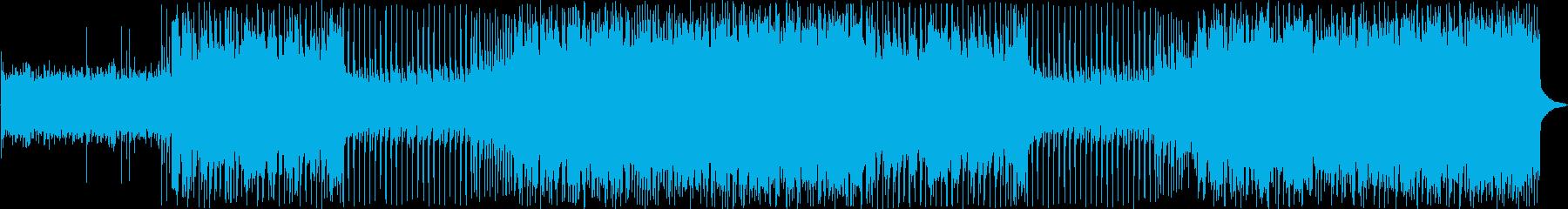 インディーズ ロック ポップ バト...の再生済みの波形