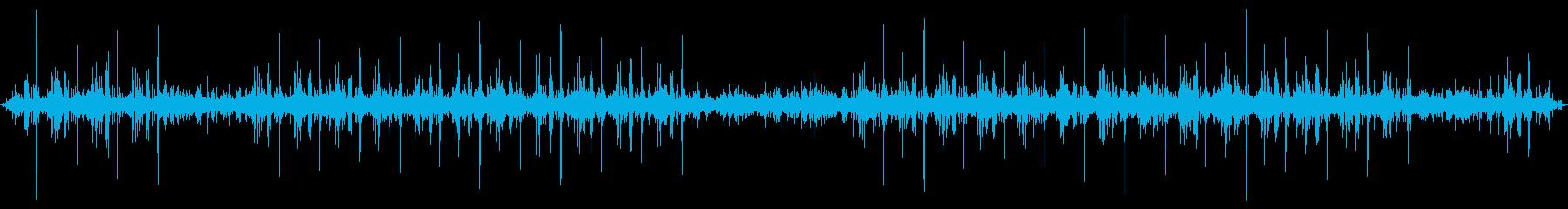 スモールメタリックラインマシン:ヘ...の再生済みの波形